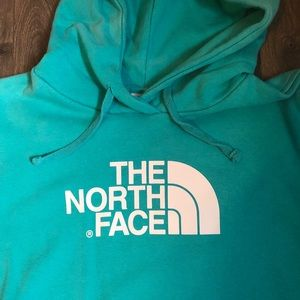 The North Face Tops - Women's North Face Half dome hoodie